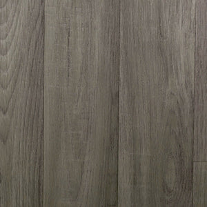 Mid Grey Wood Plank Primo Vinyl Flooring - Far