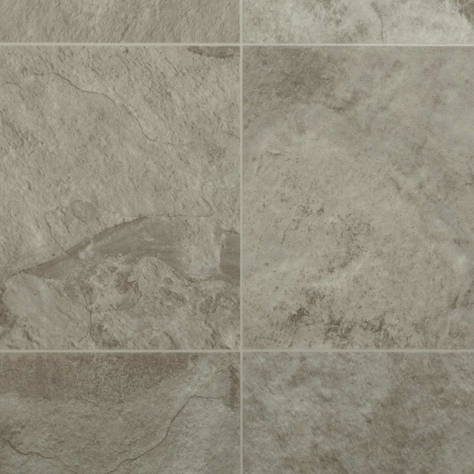 Natural Stone Tile Style Vinyl Flooring - Far