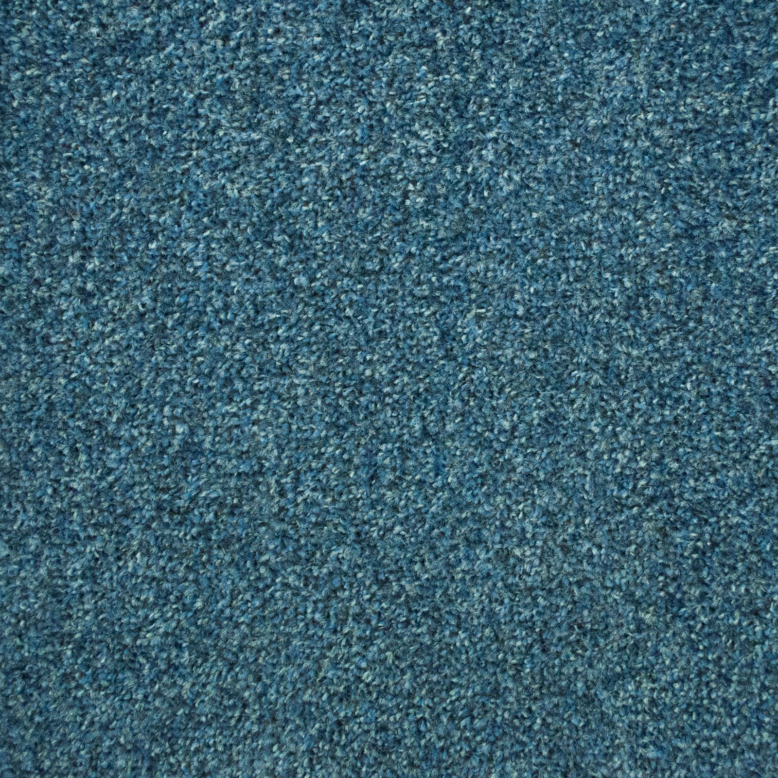 Ocean Blue Liberty Heathers Twist Carpet - Far