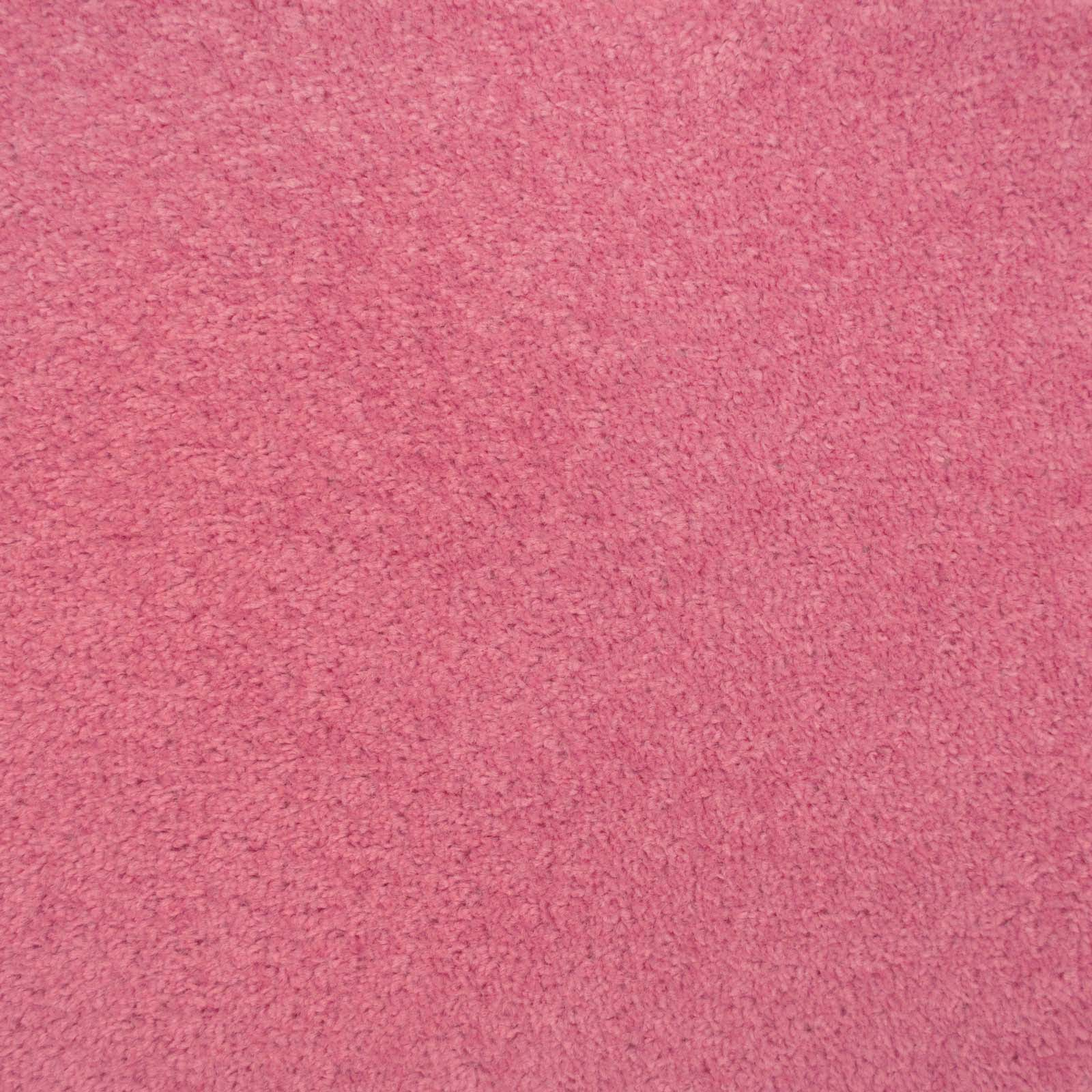 Pink Felt Back Twist Carpet - Far
