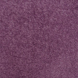 Purple Felt Back Twist Carpet - Far