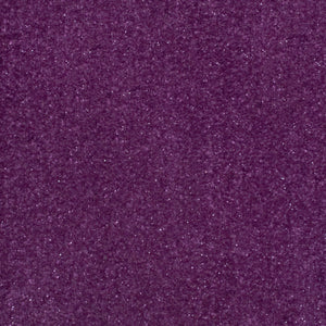 Purple Glitter Sparkly Twist Carpet - Far