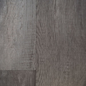 Rustic Grey Wood Plank Primo Vinyl Flooring - Far