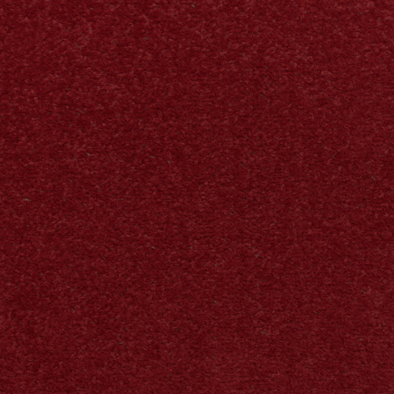 Rustic Red Oxford Twist Carpet - Close
