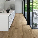 Seashell Oak 083 Grande Narrow Balterio Laminate Flooring - Lifestyle