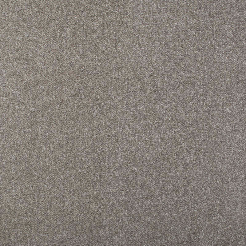 Stone Grey Admiral Saxony Carpet - Far
