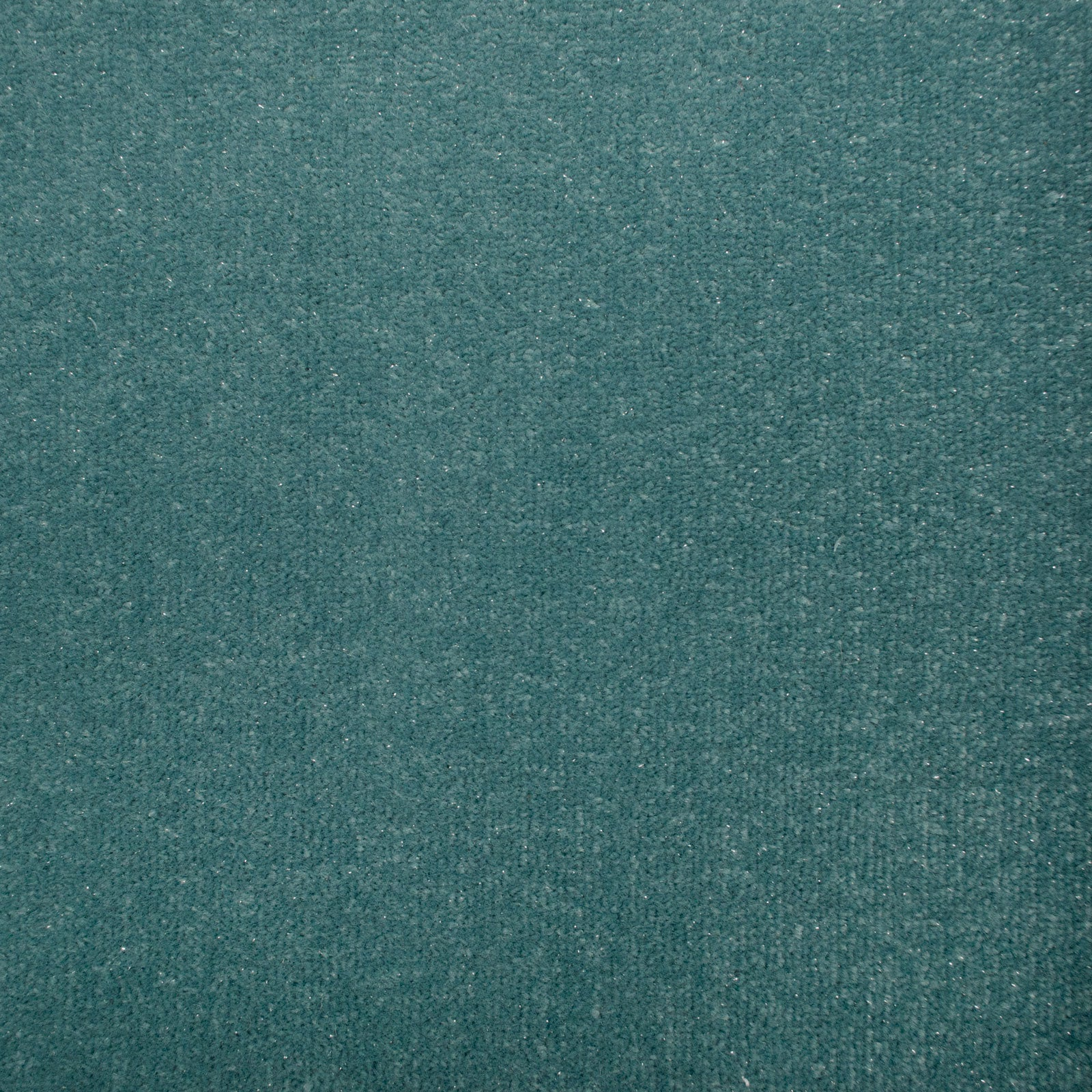 Teal Aqua Glitter Sparkly Twist Carpet - Far