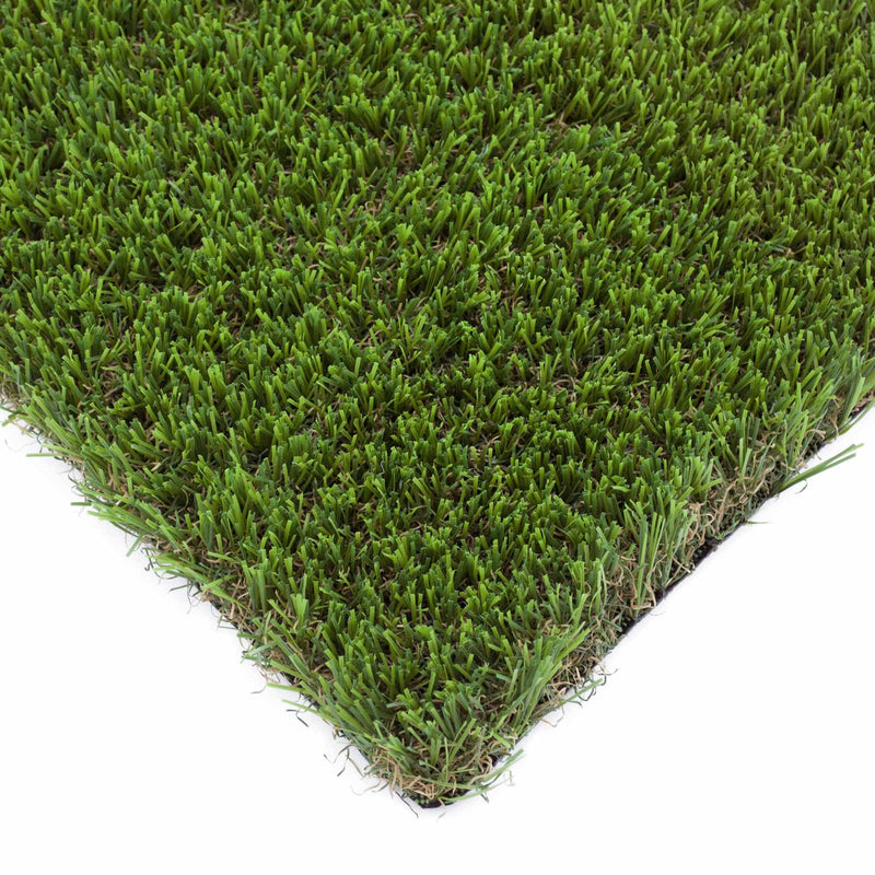 Tiger Lily Artificial Grass - Bottom Corner