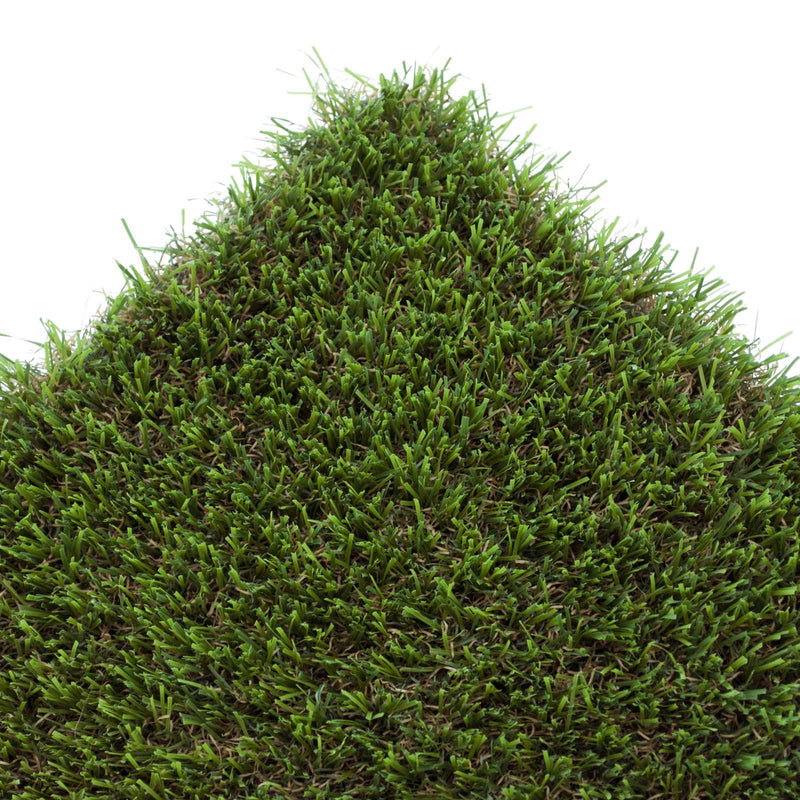 Tiger Lily Artificial Grass - Top Corner
