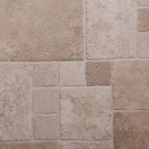 Toucan 535 Desire Tile Vinyl Flooring - Far