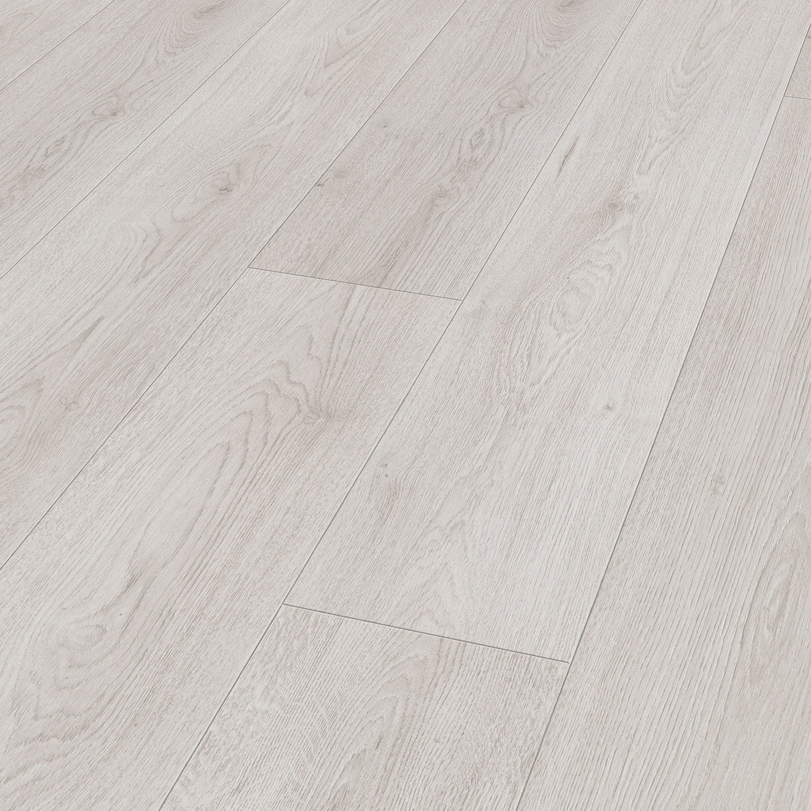 Trend Oak White Advanced Laminate Flooring