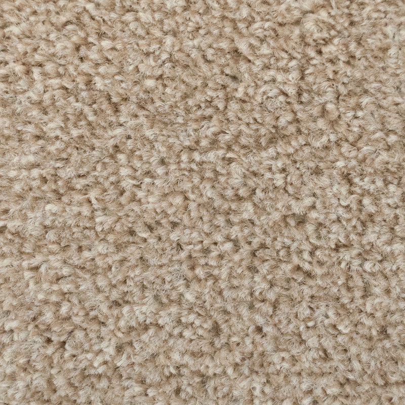 Warm Beige Liberty Heathers Twist Carpet - Close