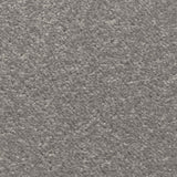 Warm Grey Felt Back Twist Carpet - Close