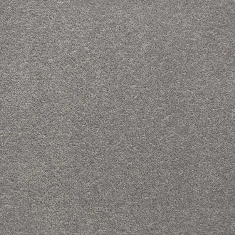 Warm Grey Felt Back Twist Carpet - Far