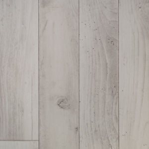 White Oak Wood Plank Primo Vinyl Flooring - Far