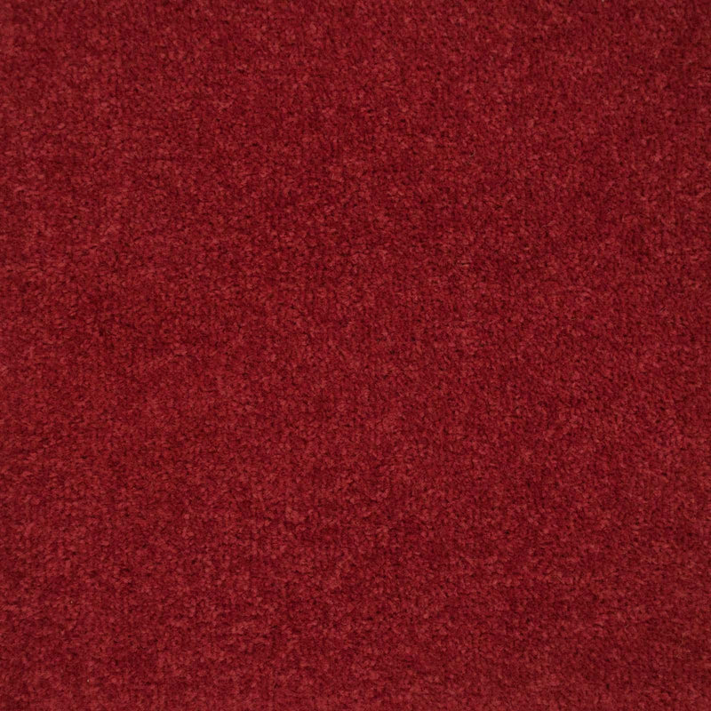 Wine Red Belton Felt Back Twist Carpet