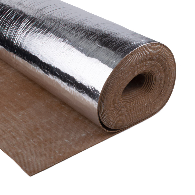 Woodtex 3mm Thick Laminate Underlay - Roll