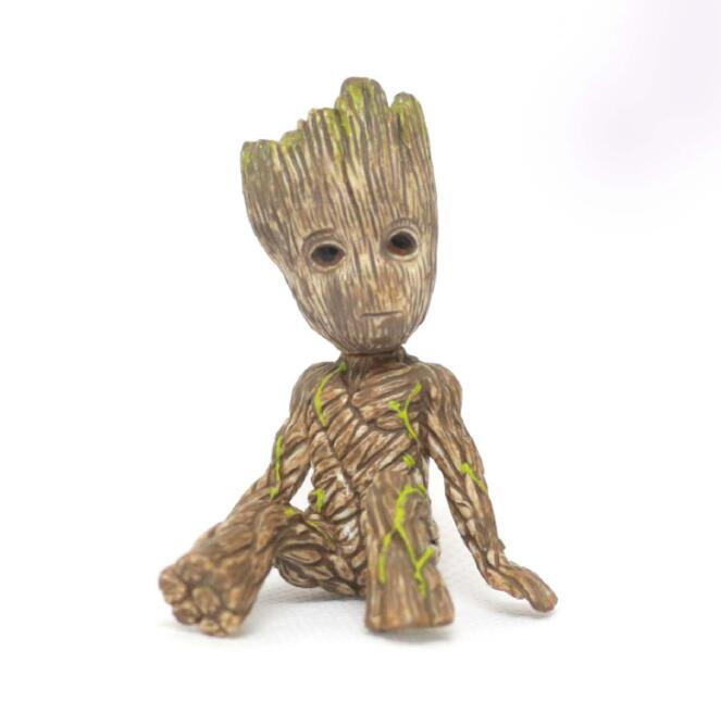 Action Figure Baby Groot
