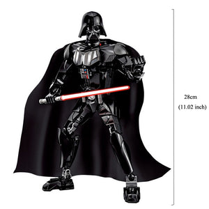 Action Figure Montável Star Wars