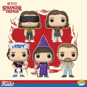 Funko Stranger Things (3° Temporada)