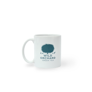 Wild Orchard Green Tea Mugs