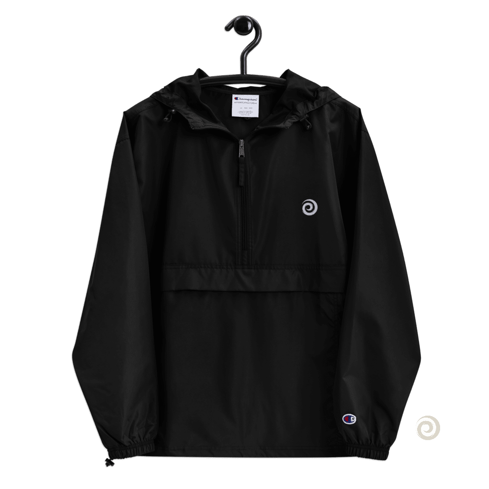 SXR Embroidered Champion Packable Jacket