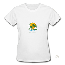 Load image into Gallery viewer, Gildan Ultra Cotton Ladies T-Shirt - white