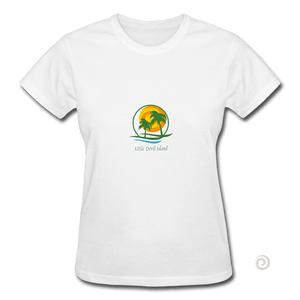 Gildan Ultra Cotton Ladies T-Shirt - white
