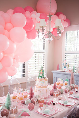 Nutcracker Birthday Party