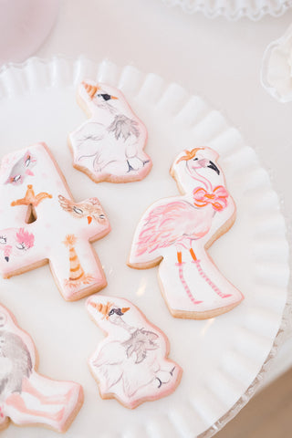 Bird Parade Party, Cookies