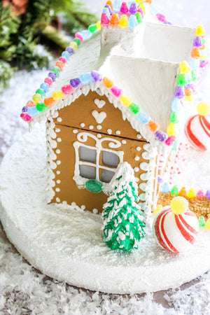 Ready to Ship Small Gingerbread House