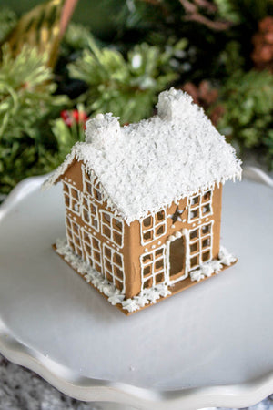 Gingerbread house- Mini