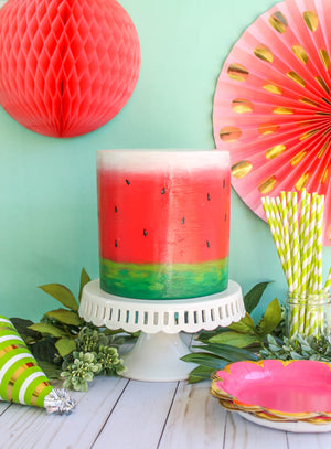 Fruit Ombre Cake