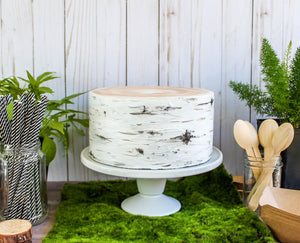 Tree Stumps Cake