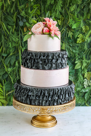 Custom Faux Wedding Cake