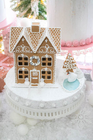 Gingerbread house- Medium