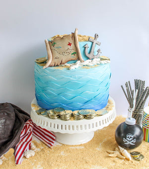 Custom Faux Boys Cake