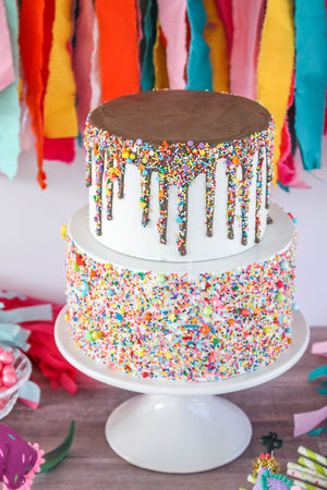 Ready to Ship Sprinkle Cakes