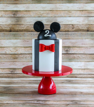 Mickey Mouse Hat Cake Topper