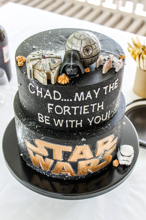 Star Wars Cake Toppers