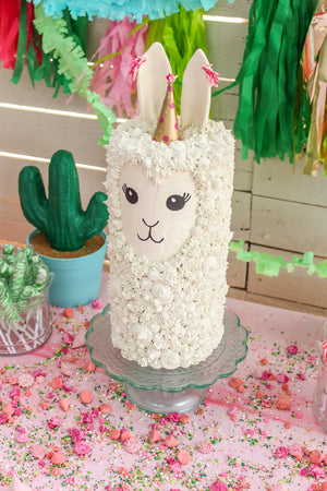 Ready to Ship Llama Cake