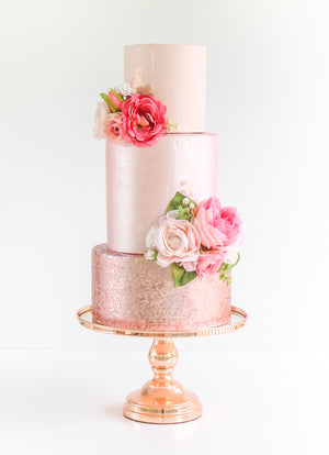 Floral Tier Topper