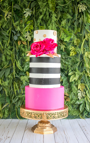 Custom Faux Girls Cake