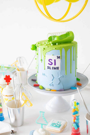 Ready to Ship Science Drip  Cake