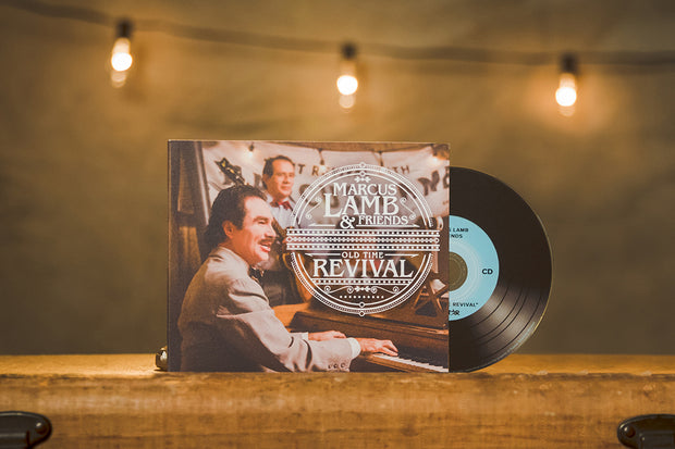 Old Time Revival with Marcus Lamb & Friends