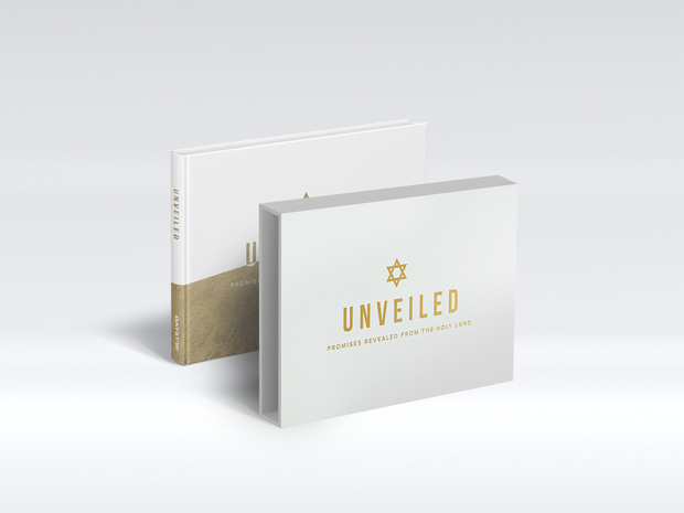 Unveiled: Promises Revealed from the Holy Land