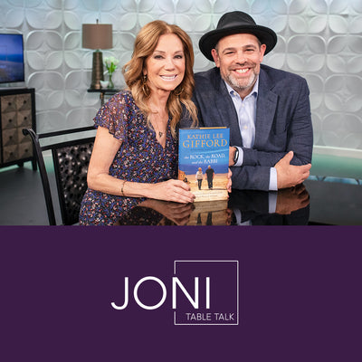 The Rock, The Road, & The Rabbi | Jason Sobel & Kathie Lee Gifford
