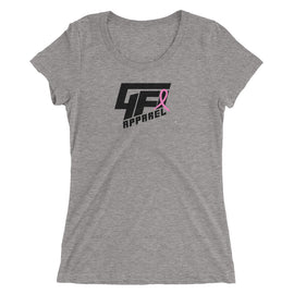Ladies Breast Cancer Tee