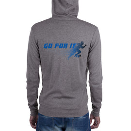 Men's Run Zip Hoodie