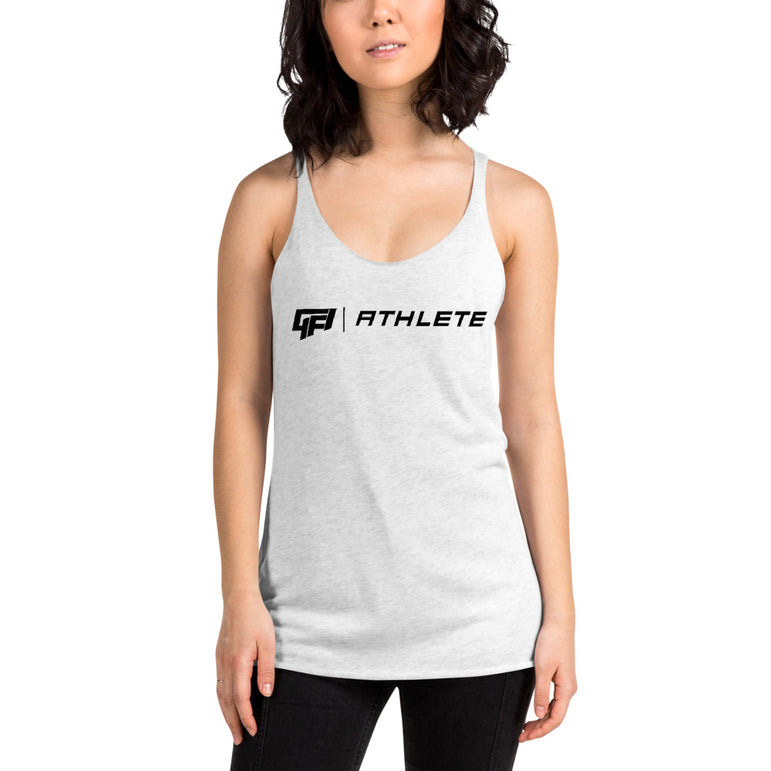Ladies Athlete Racerback Tank